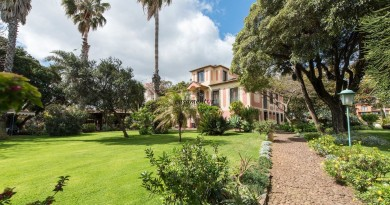 Quinta Splendida Wellness and Botanical Garden